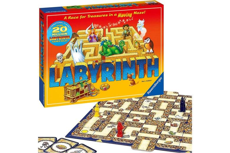 Box  of Labyrinth.
