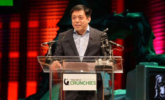 """Reddit won an award for """"Best Social Impact"""" at this year's Crunchies tech awards in San Francisco."""