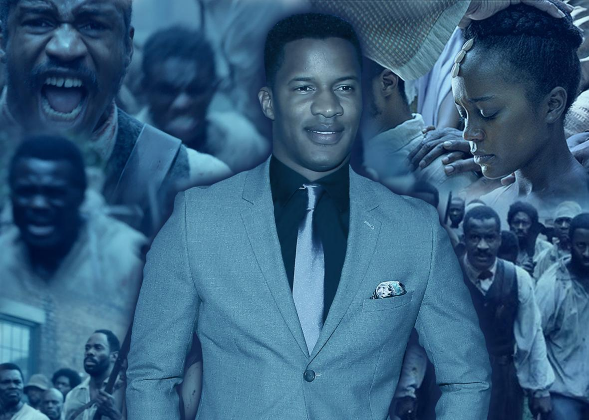 Nate Parker star of The Birth of a Nation