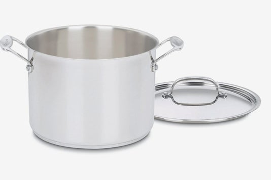 Cuisinart 766-24 Chef's Classic 8-Quart Stockpot With Cover.