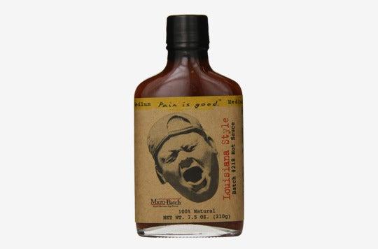Pain is Good Batch #218 Louisiana Style Hot Sauce.