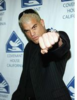 Ultimate fighter Tito Ortiz. Click image to expand.
