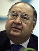 Alisher Usmanov. Click image to expand.