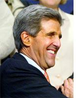 Against defense? Not Kerry