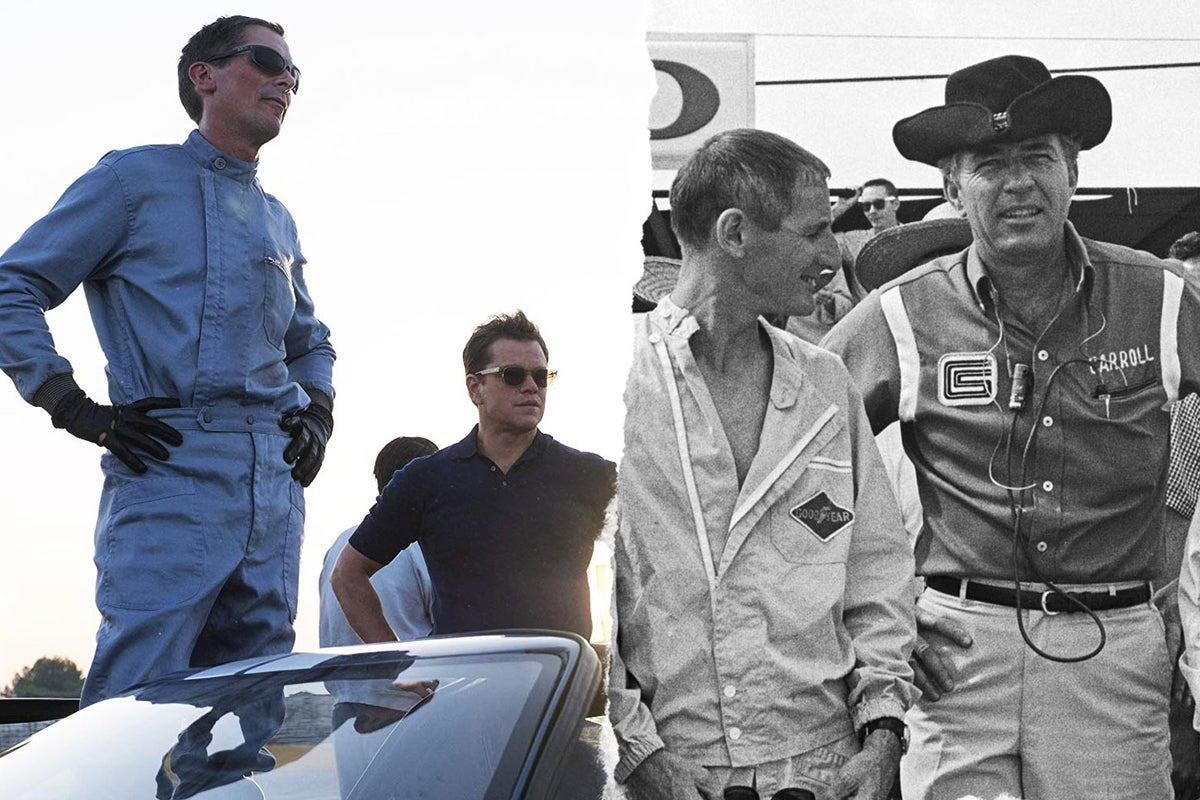 Ford V Ferrari Historical Accuracy Fact Vs Fiction In The New Movie About Carroll Shelby Ken Miles And Le Mans 66