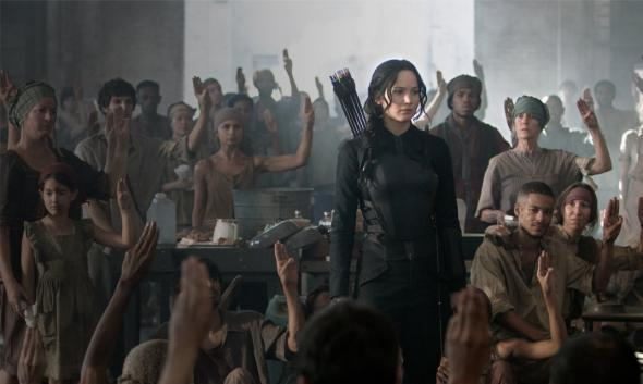 Why the Hunger Games: Mockingjay Part 1 is just the latest in a series of repetitive YA dystopian films.