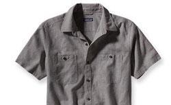 Patagonia Men's Migration Hemp Shirt. Click image to expand.