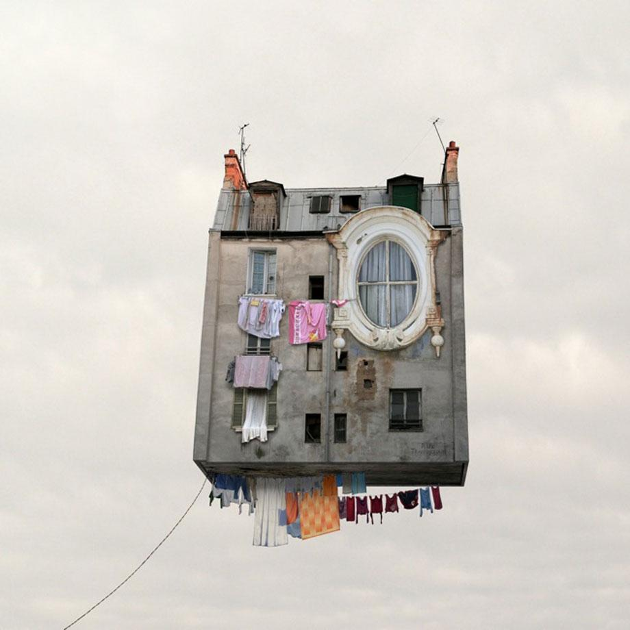 Laurent Chehere Flying Houses 2.