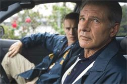 Harrison Ford in Crossing Over.