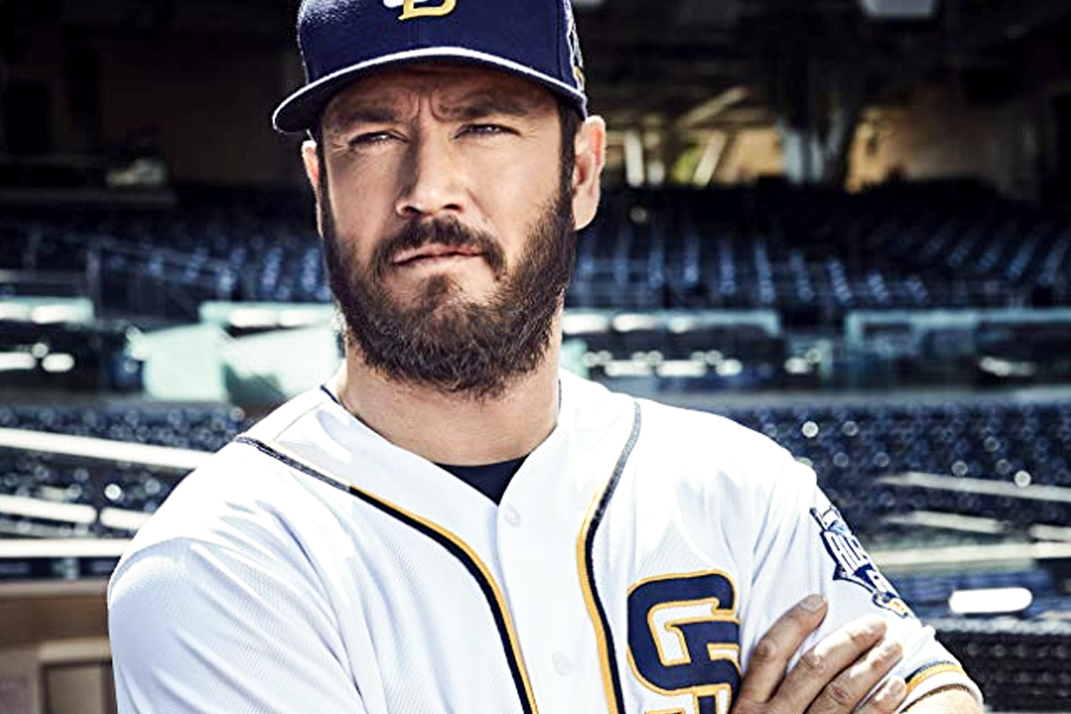 Mark-Paul Gosselaar, star of Pitch and Mixed-ish, Remains Worthy of Our Thirst