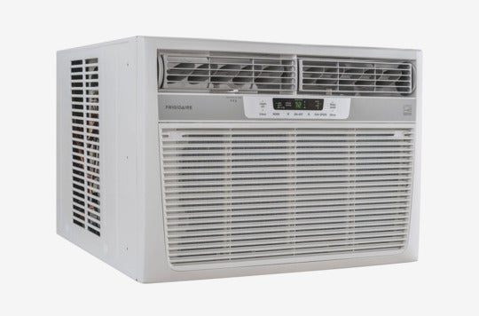 Frigidaire 15,100 BTU Window-Mounted Median Air Conditioner.