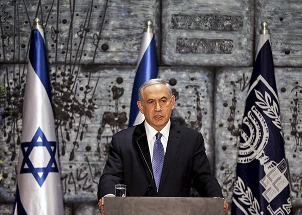 Israeli Prime Minister Benjamin Netanyahu, facing pressure from ,Israeli Prime Minister Benjamin Netanyahu, facing pressure from USA