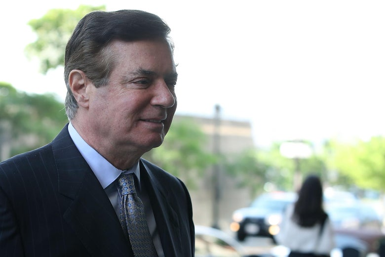 Paul Manafort: How did the FBI access his WhatsApp messages?
