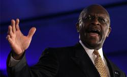 Herman Cain. Click image to expand.