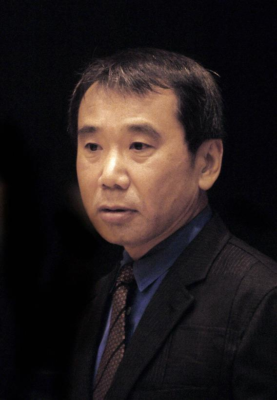 Haruki Murakami, 2006.