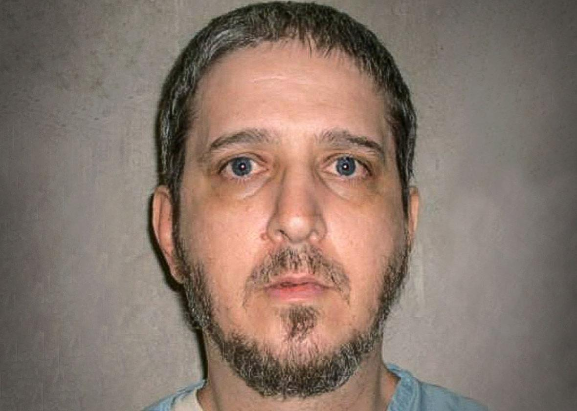 Death row inmate Richard Glossip.