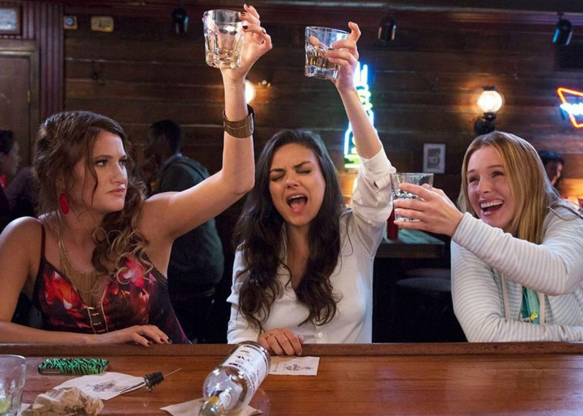 What Bad Moms gets wrong, and right, about motherhood today