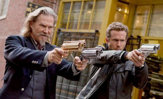 "Jeff Bridges and Ryan Reynolds star in ""R.I.P.D."""