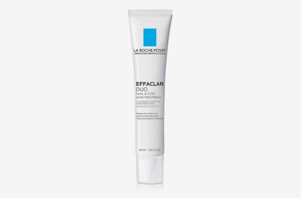 La Roche-Posay Effaclar Duo Acne Treatment Cream With Benzoyl Peroxide
