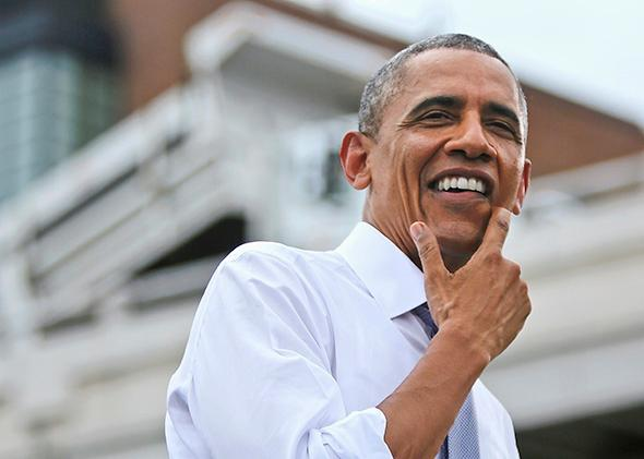 Barack Obama July 1, 2014