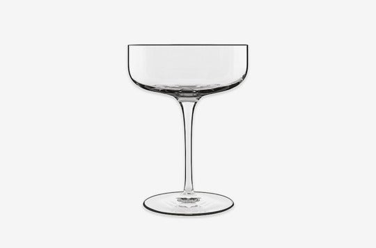 Luigi Bormioli Sublime Coupe Champagne Glass.
