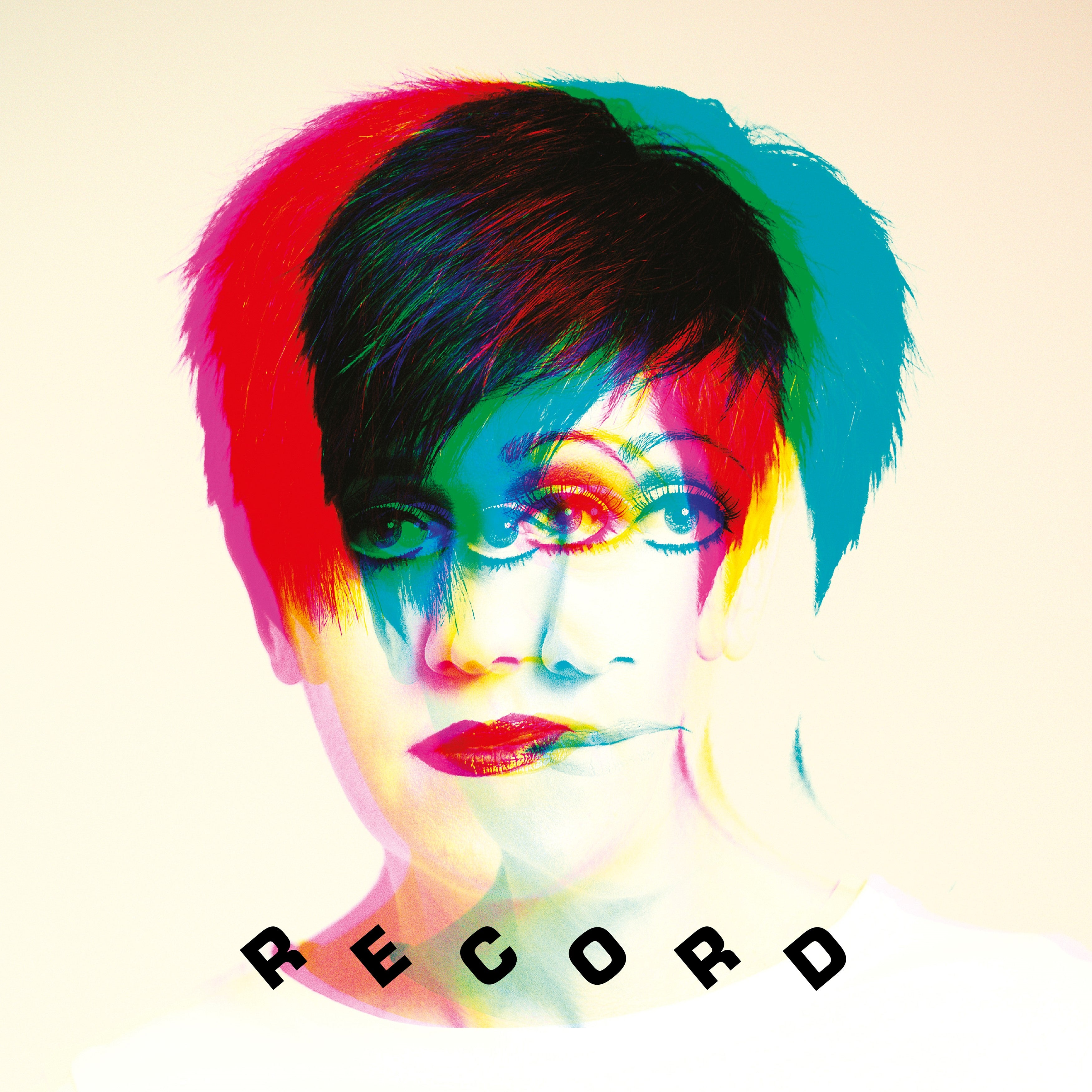 The cover for Tracey Thorn's Record.