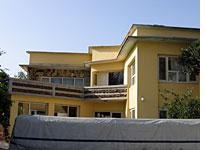 One of MSF's closed offices in Kabul