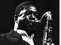 John Coltrane. Click image to expand.
