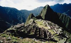 Machu Picchu, Peru. Click image to expand.