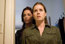"""Emily Blunt and Amy Adams in """"Sunshine Cleaning."""" Photo from Overture Films"""