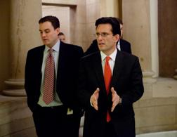 Eric Cantor. Click image to expand.