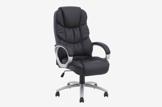 BestOffice leather chair.