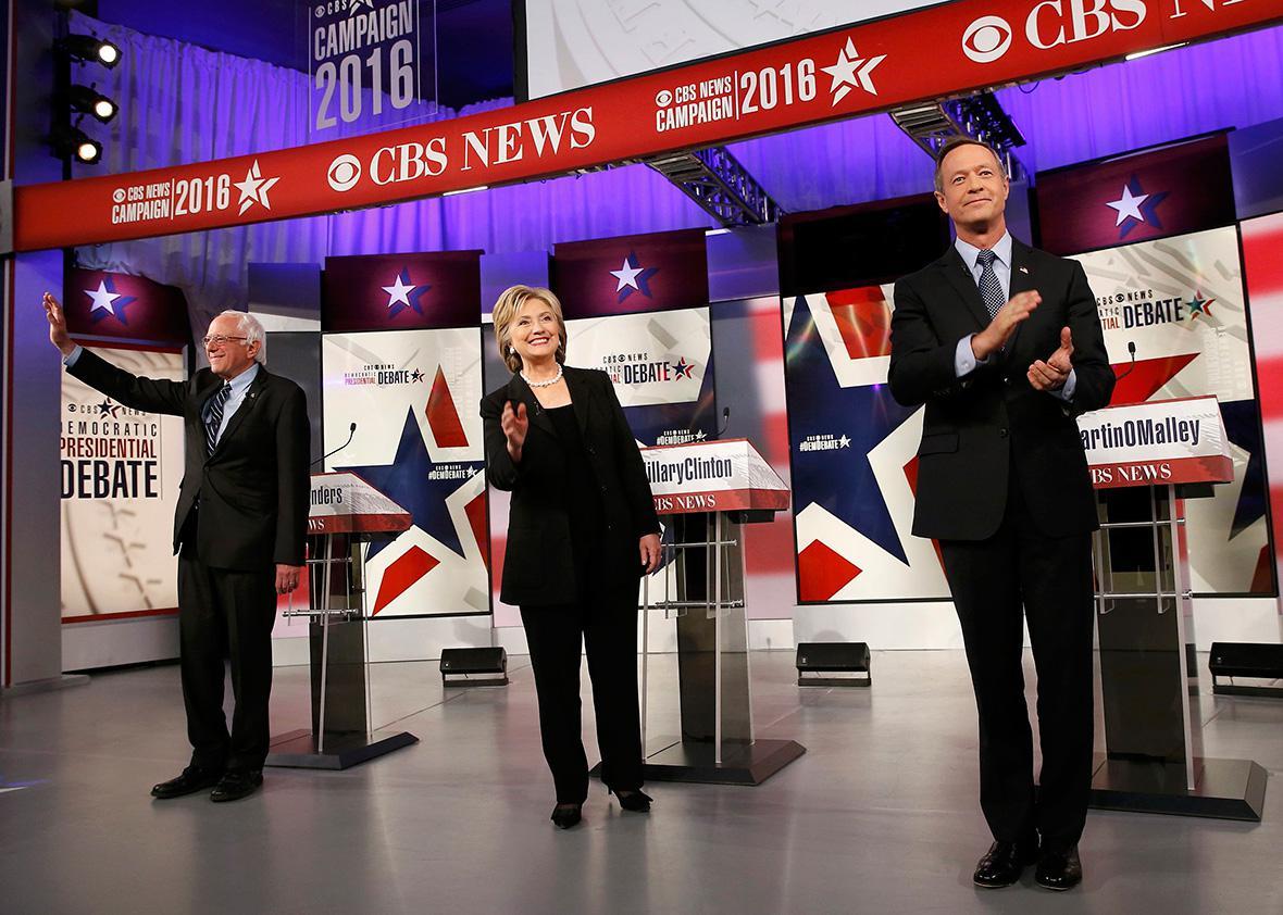 USA-ELECTION/DEMOCRATS-DEBATE