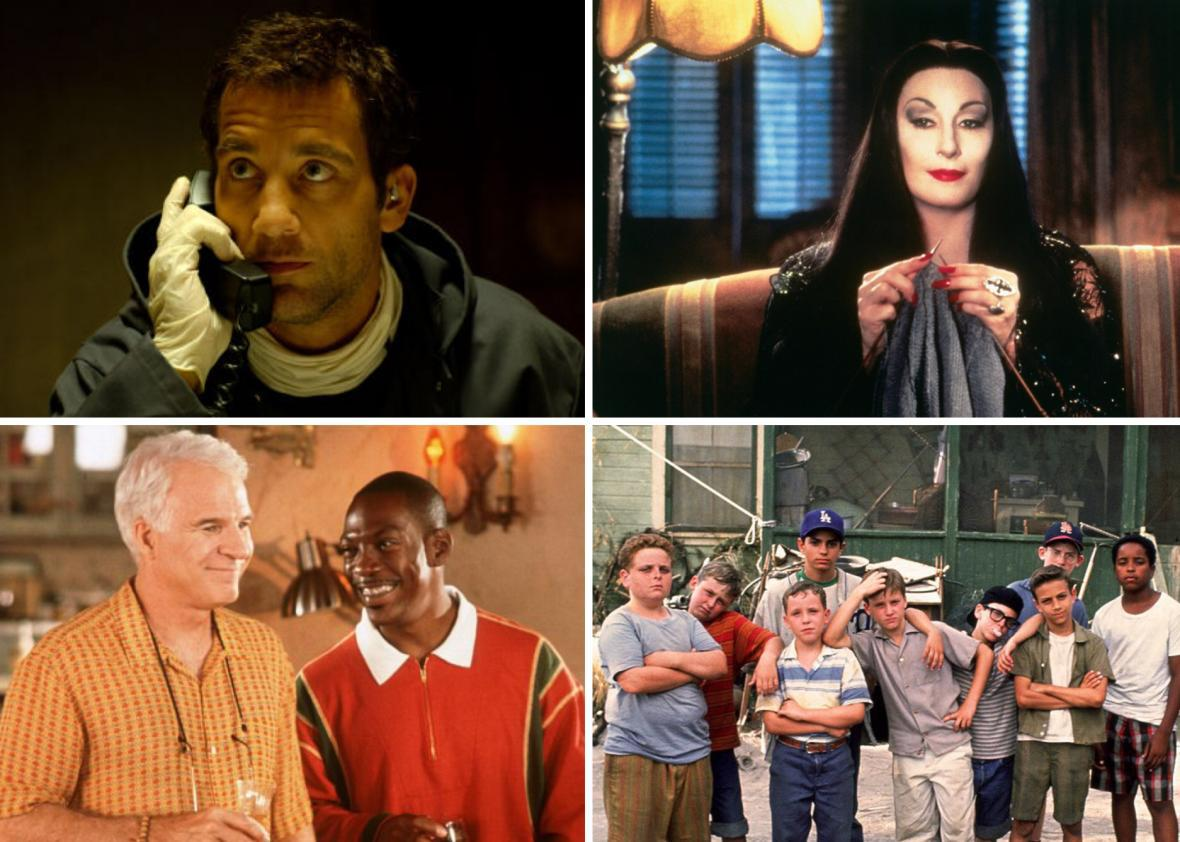 Inside Man, Addams Family Values, Bowfinger, and The Sandlot are all expiring from Netflix this month.