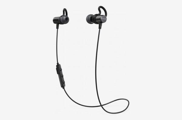 Anker SoundBuds Surge Lightweight Wireless Headphones.