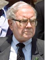 Buffett's got money to burn