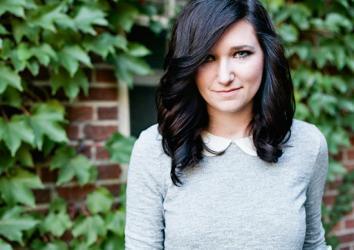 Author Katie Heaney.