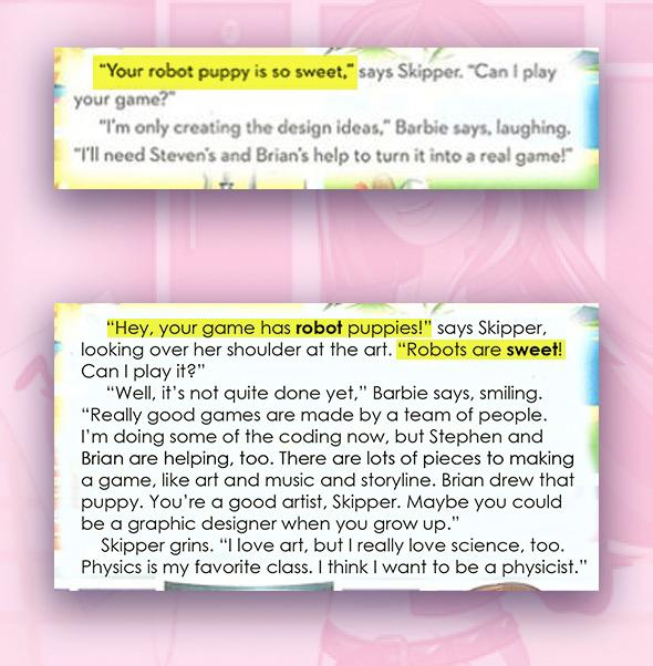 Barbie Is a Computer Engineer: The terrible book gets remixed.