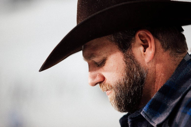 """How """"Woke Ammon Bundy"""" Became the Year's Most Surprising Resistance Figure"""