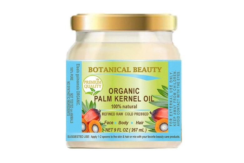Palm kernel oil.