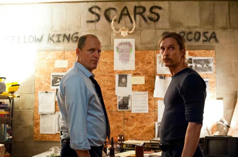 HBO Go scene from True Detective