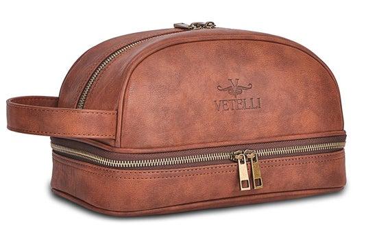 Vetelli leather bag.