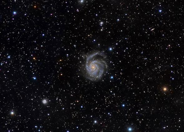 M101 and M 97