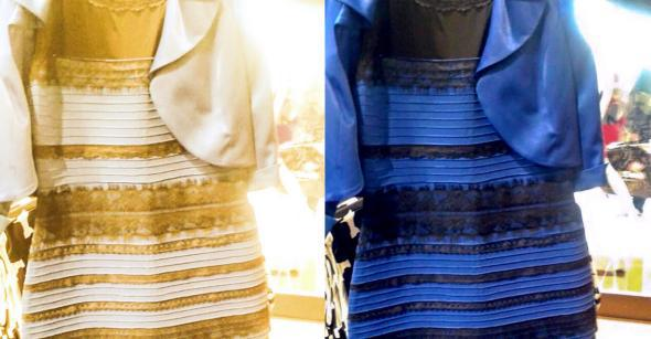 "Here's why people saw ""the dress"" differently."