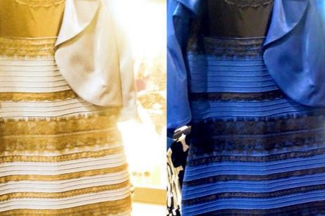People Saw The Dress Diffely