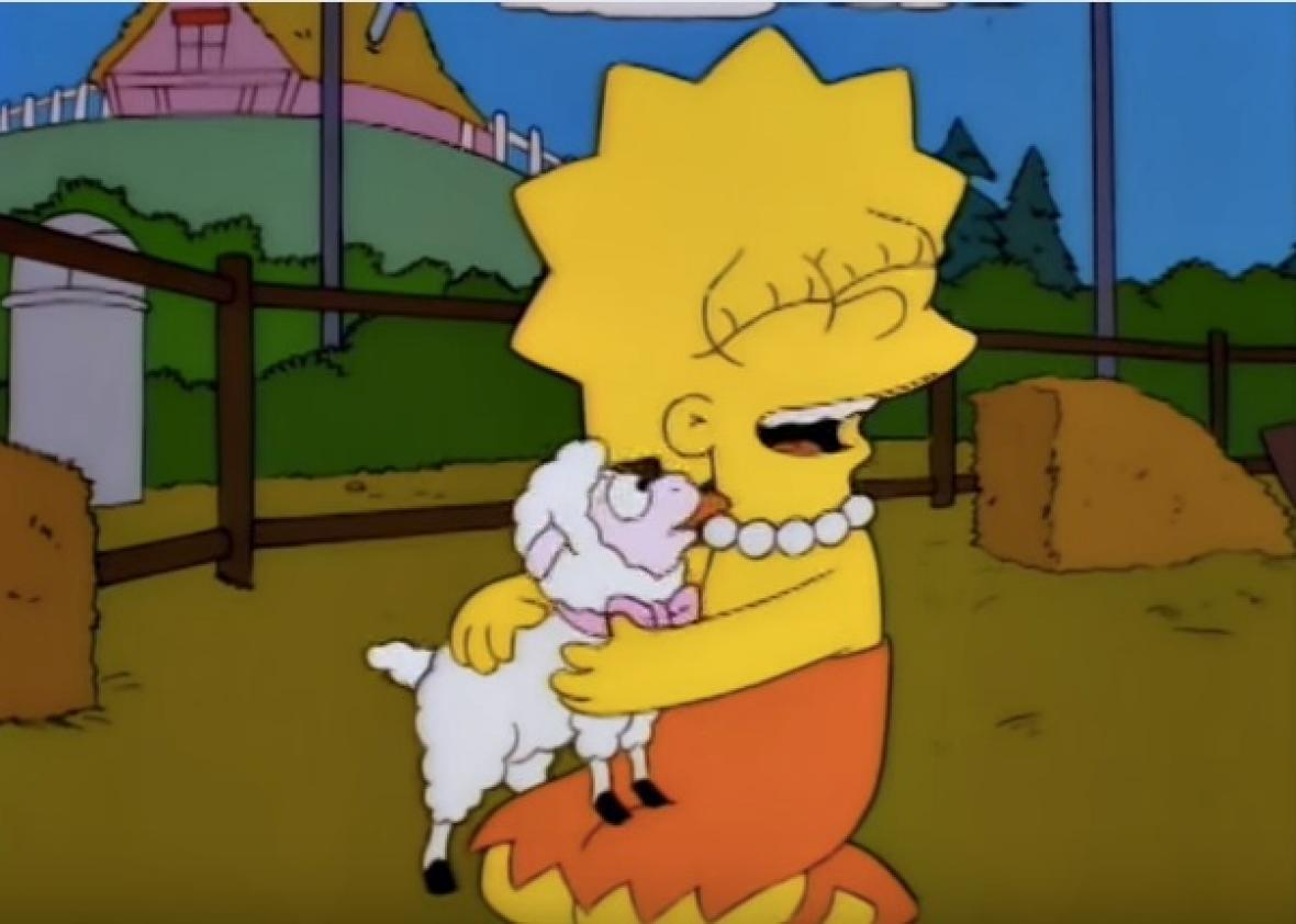 "Celebrating ""Lisa the Vegetarian,"" the Simpsons Episode That Changed the Image of Vegetarians on TV"