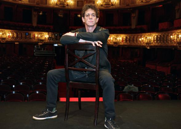Lou Reed, Paris 1997