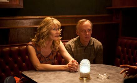 Laura Dern and Mike White.