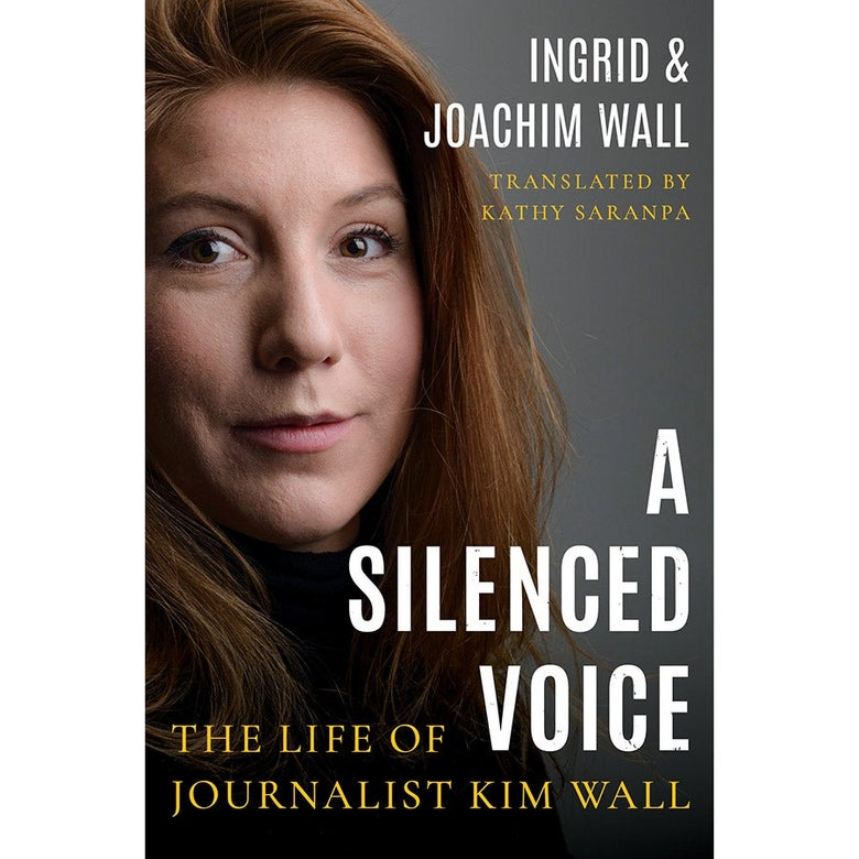 A Silenced Voice book cover