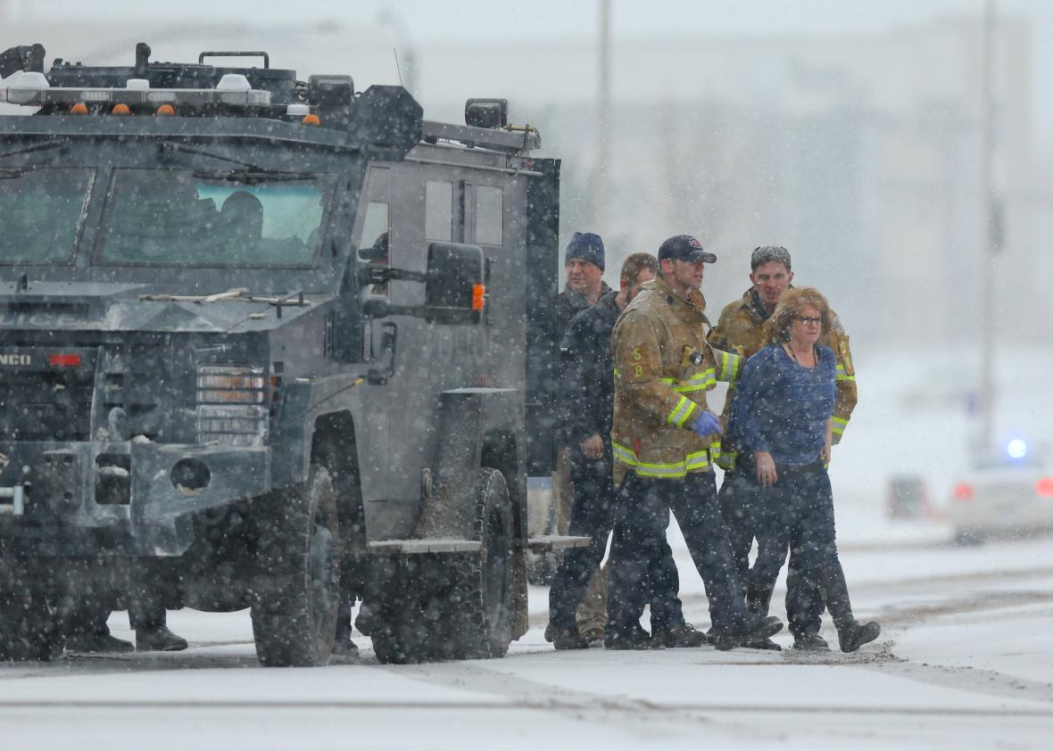 Victims of Colorado Springs Planned Parenthood shooting ...